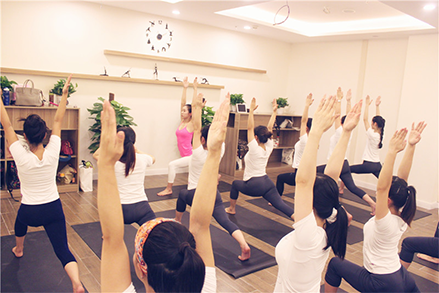 福州瑜伽培训